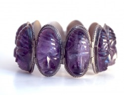 bracelet purple