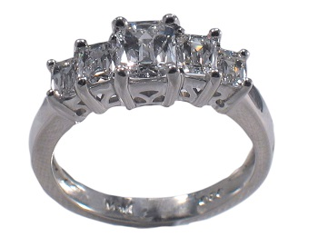 side stones ring