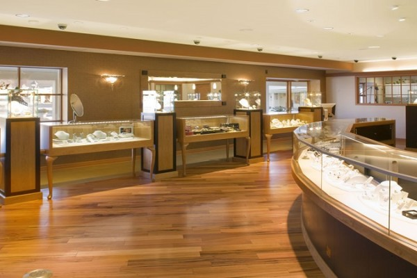 engagement ring store